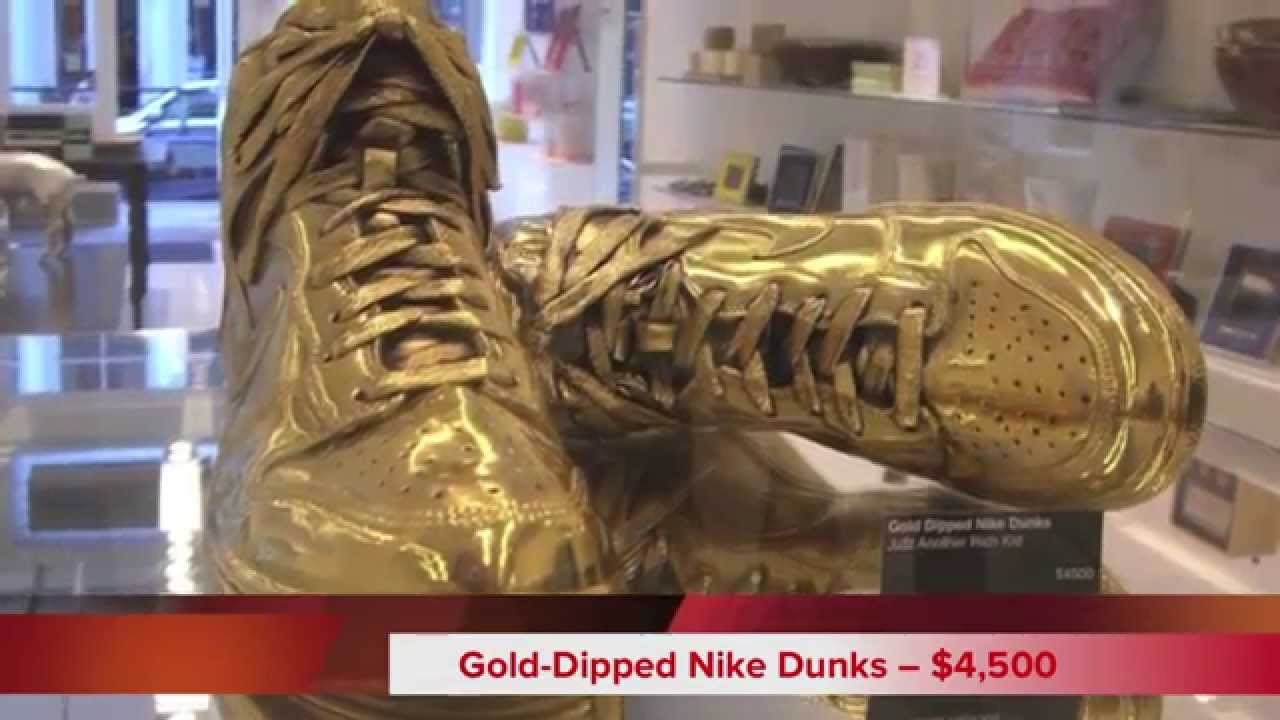 Most Expensive Nike Shoes In The World most expensive sneakers in the world [hd] - youtube