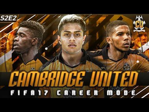 KEEPER CONUNDRUM 🤔 Cambridge United Career Mode | S2E02 | FIFA 17