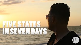 Five States in Seven Days - Chef Jon Ashton | Weekly Recap thumbnail