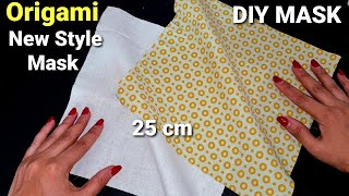 New Style No Fog On Glasses Very Cute Face Mask Tutorial Diy Origami Face Mask