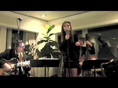 French vintage music jazz trio band hire wedding events Los Angeles