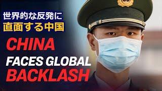 ウイルスをめぐる世界的な反発に直面する中国 china in focus