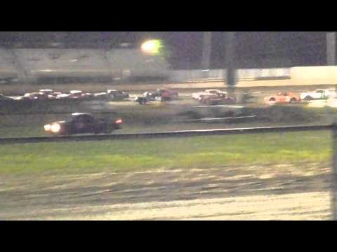 34 raceway 6-6-15 stock car feature pt2