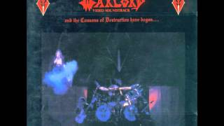 Warlord-Deliver Us From Evil (And the cannons Of Destruction Have Begun) HD
