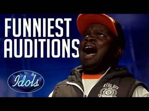 Funniest Auditions Ever On Idols South Africa 2016  | Idols Global