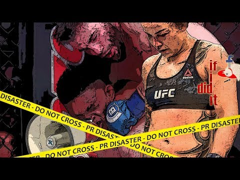 If I Did It: Raquel Pennington begged for a stoppage