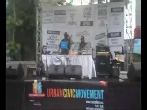 DJ Ray (Da Beatmasta) in DCF 2014