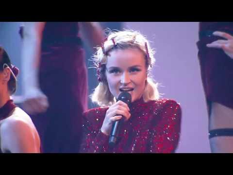 Полина Гагарина - Шагай (Live at Мегаспорт)