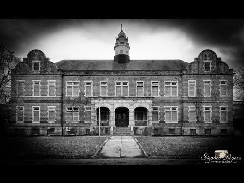 Abandoned Pennhurst State School and Hospital