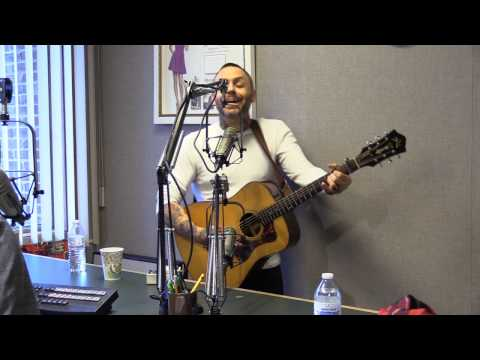 "Justin Furstenfeld performing ""I Want It"""