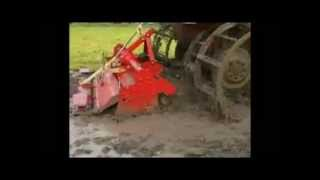 Rotavator - Agricultural Machinaries - Encore Agri Tech