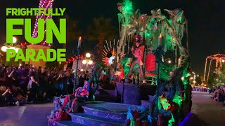 Frightfully Fun Parade at Oogie Boogie Bash - Disney California Adventure 2019