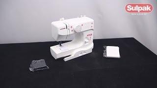 Швейная машина Janome Sew Mini Deluxe Распаковка (Sulpak.kz)(, 2016-02-19T12:35:54.000Z)