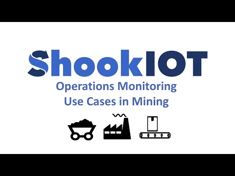 Operations Monitoring - Mining Use Case