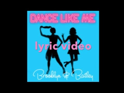 Dance Like Me Lyric Video