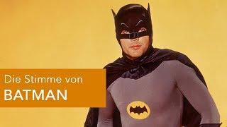 Die Stimme von BATMAN