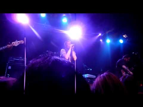 Scott weiland black again rare live performance the independent in san francisco 7 18 2012