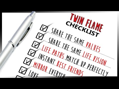 13 SIGNS THEY ARE DEFINITELY YOUR TWIN FLAME: Comprehensive