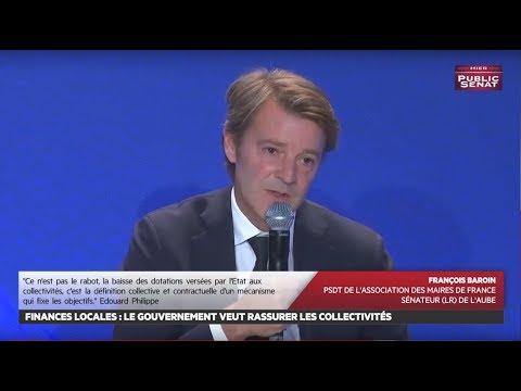 Débat France Urbaine - Finances locales : Le gouvernement veut rassurer les collectivités