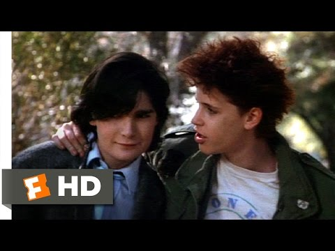 Dream a Little Dream (1989) - Another First Day Scene (3/9) | Movieclips