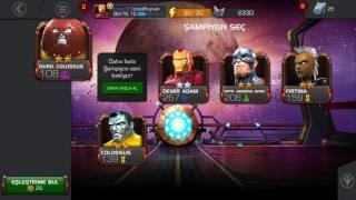 Marvel Şampiyonlar Turnuvası Kristal Açımı Ve HİLESİ!!!