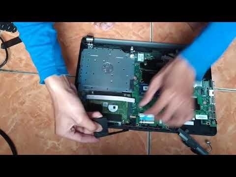 BONGKAR LAPTOP HP 14 bs0xx