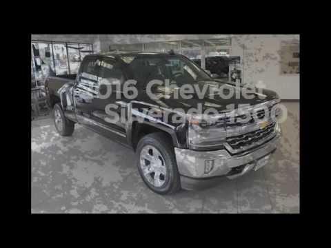 2015 Chevy Silverado 1500 vs 2016 Chevy Silverado 1500