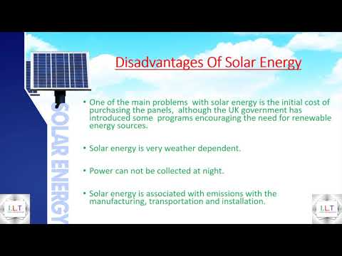 (Effective KS3 Learning) Learn all about Solar Energy for Geography