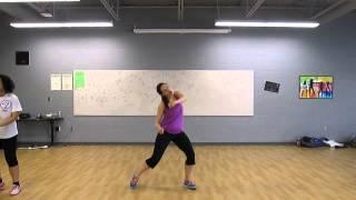 Get Busy Sean Paul; Zumba/Dance Fitness