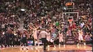 Repeat youtube video Vince Carter Top 10 Game Winners