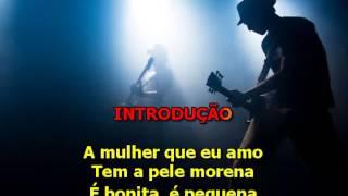 Roberto Carlos  - A Mulher Que Eu Amo - Karaoke