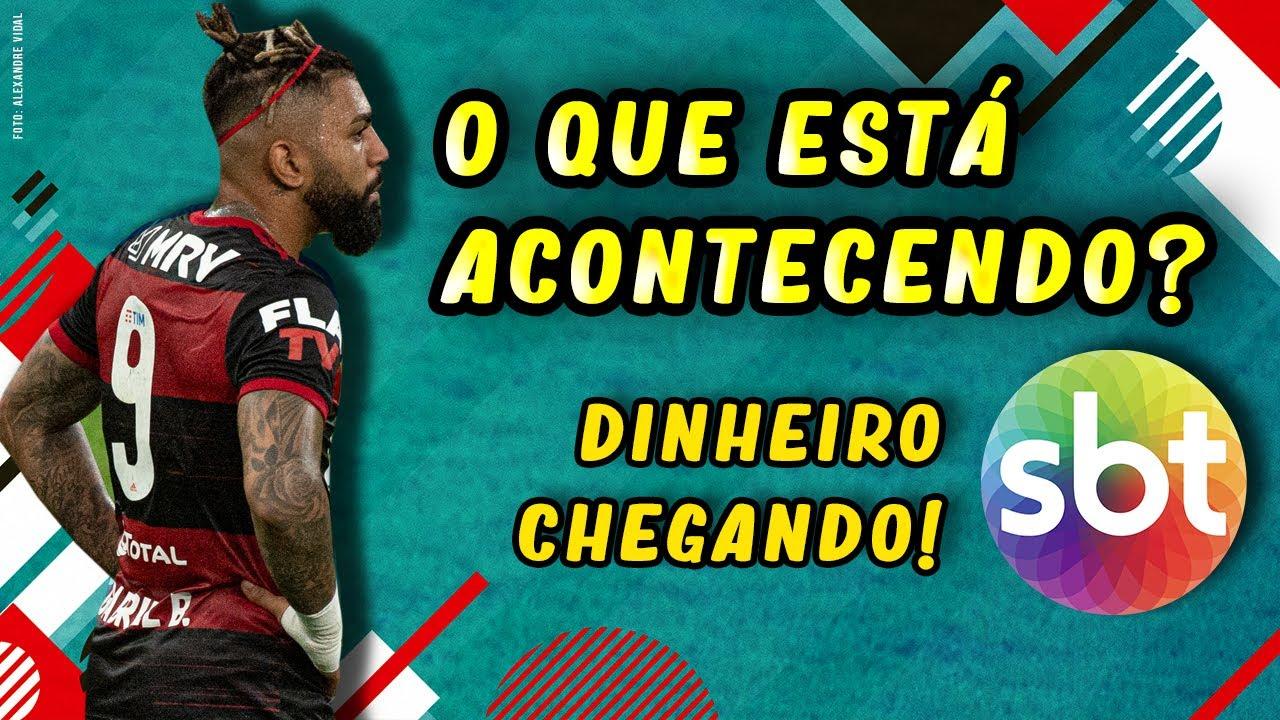 O que está acontecendo com o futebol do Flamengo? AO VIVO 🔴