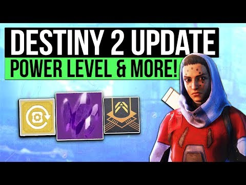 DESTINY 2 NEWS | How to Level Up Faster, Earn Legendary Shards for Trading & Fast Travel Locations!