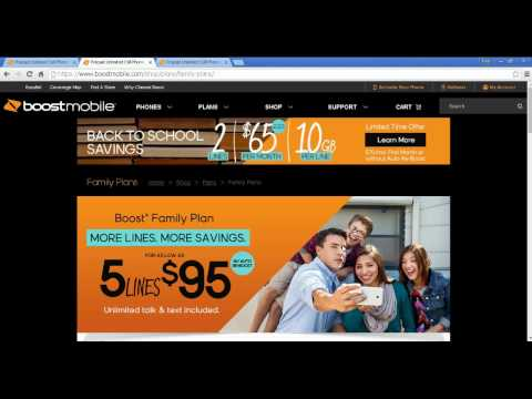 Top Reasons Why Boost Mobile is The #1  Cell Phone Provider - 2018