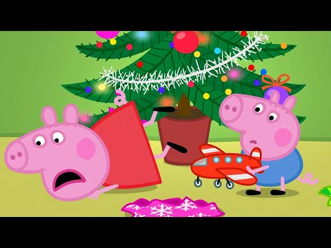 Peppa Pig Official Channel | Peppa Pig Visits the Hospital on the Christmas Day
