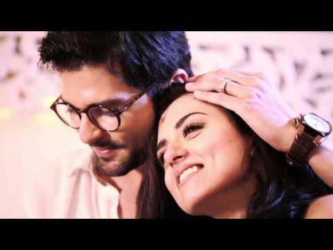 Raqesh Vashisht & Ridhi Dogra's Love Story | Platinum Day Of Love | MissMalini