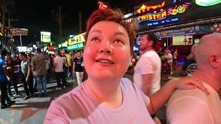 Ночной Патонг ДО КАРАНТИНА СУМАСШЕДШАЯ ночь на Бангла Роуд Уличная еда и цены Таиланд Пхукет 2020