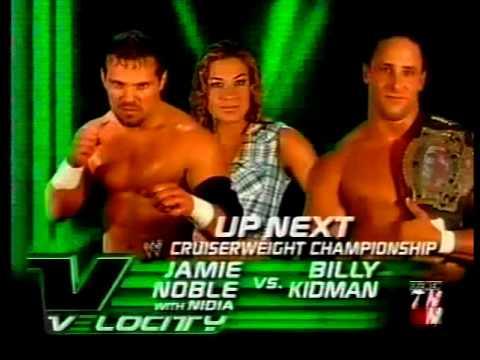 WWE Velocity February 15,2003