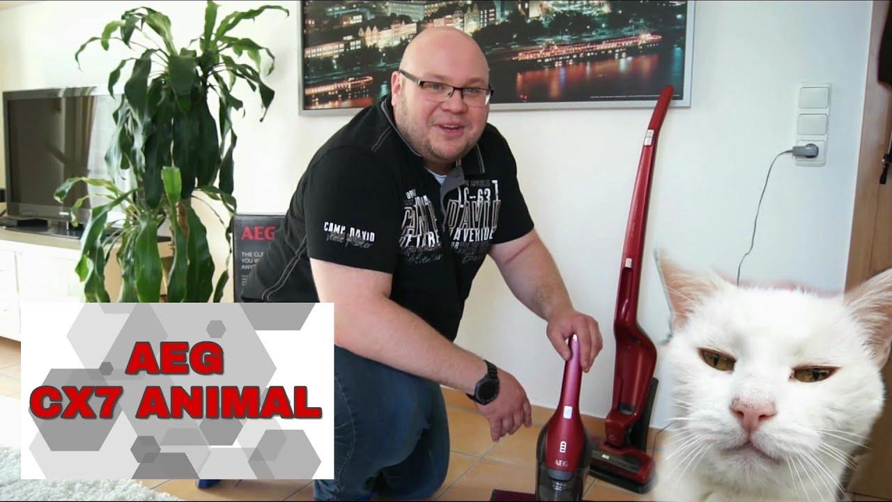 aeg cx7 animal test review akkusauger 2in1 ger t mit. Black Bedroom Furniture Sets. Home Design Ideas