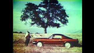 1965 Ford Mustang Commercials (3 of 7) - Funny Mustang Henry TV Ad