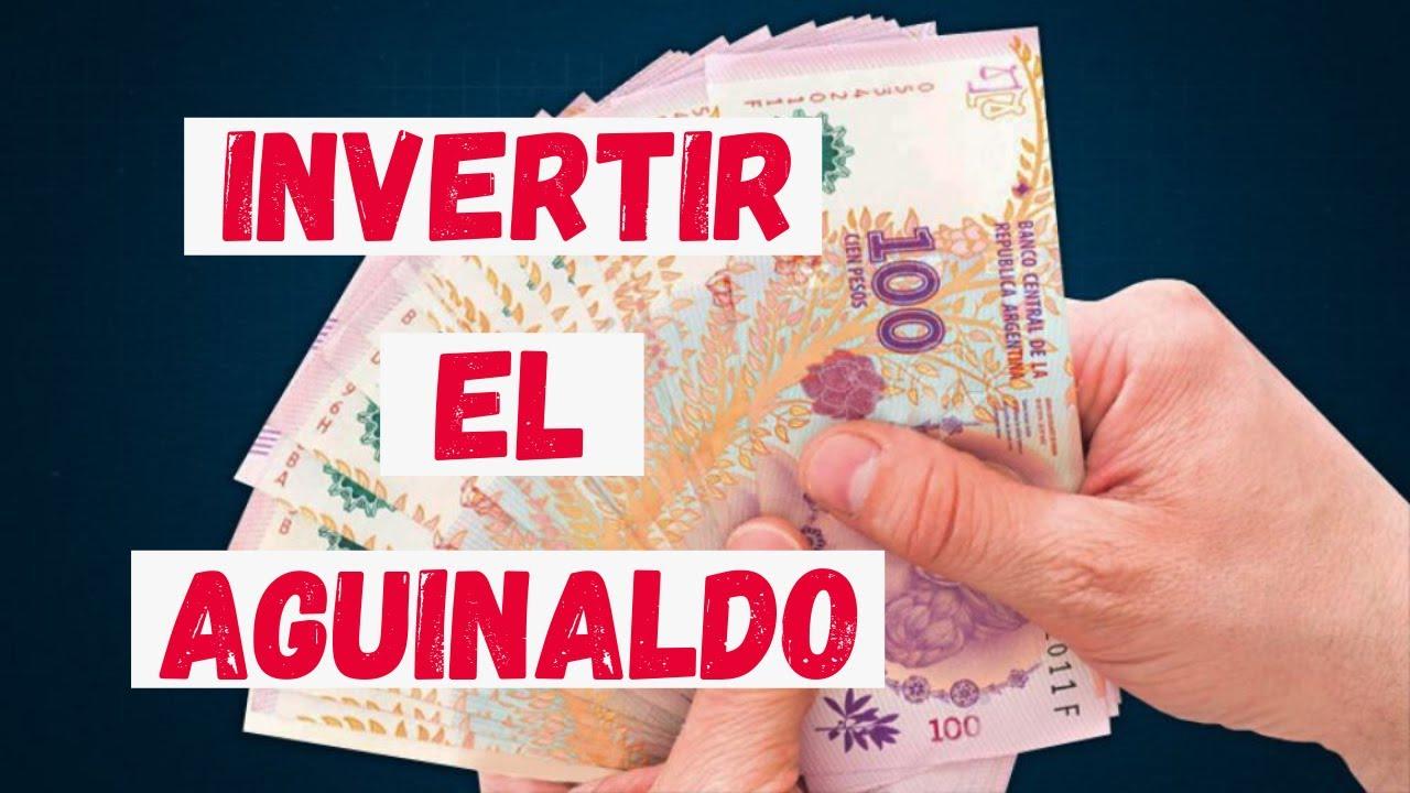 EN QUE INVERTIR EL AGUINALDO?, EN QUE INVERTIR HOY? 💰| Giselle Colasurdo