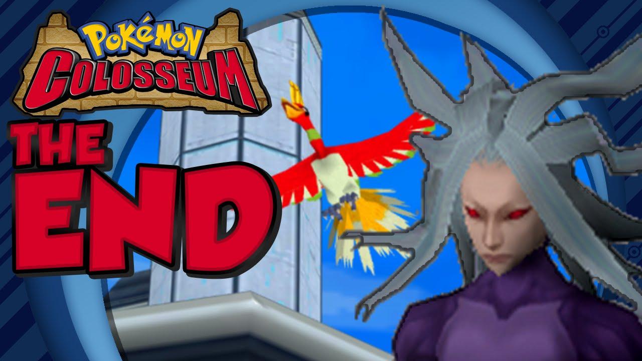 Pokémon Colosseum...