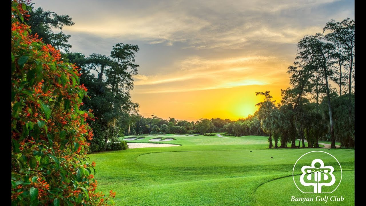 Banyan Golf Club Palm Beach Florida