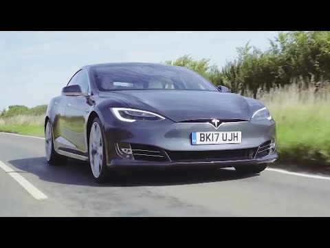 The Tesla Model S P100D - Chris Harris Drives - Top Gear