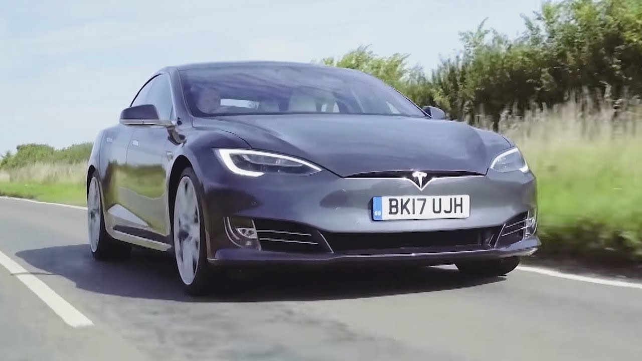 the tesla model s p100d chris harris drives top gear youtube. Black Bedroom Furniture Sets. Home Design Ideas