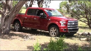 2017 Ford F-150 3.5 EcoBoost: Fuel Economy & Performance