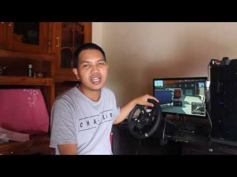 REVIEW LOGITECH STEERING PC GAMES