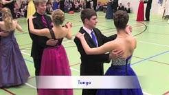Keuruun lukion vanhojen tanssit 2014