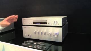 Yamaha HiFi Komponenten