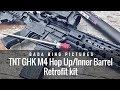 TNT GHK M4 GBB Retrofit Kit Review